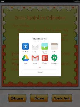 Birthday invitation card maker by sendgroupsms bulk sms birthday invitation card maker by sendgroupsms bulk sms software tools category 451 reviews appgrooves best apps stopboris Images