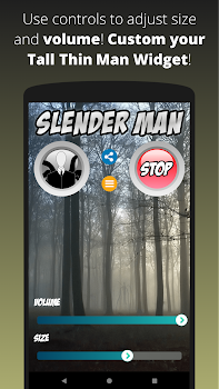 Slender Man On The Screen By Meme Apps Labs Entertainment