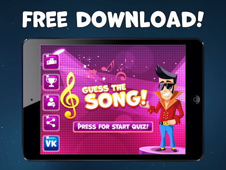 Guess The Song - Music & Lyrics POP Quiz Game 2017