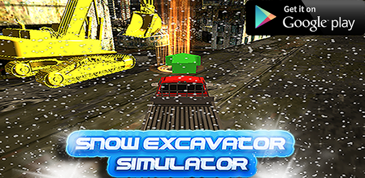 snow blower excavation shovel by playful simulation games