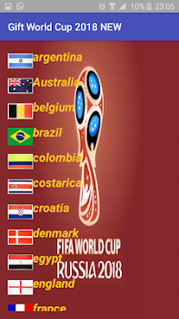 Gift world cup 2018 NEW