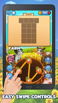 Word Farm - Free Word Link & Connect Game