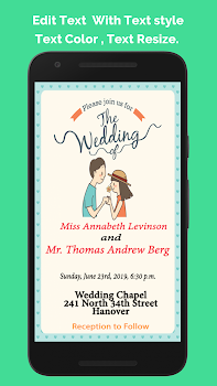 Wedding invitation cards maker by vcsapps social category wedding invitation cards maker stopboris Choice Image