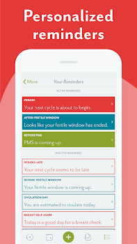 Period Tracker Clue: Period, Ovulation Tracker App