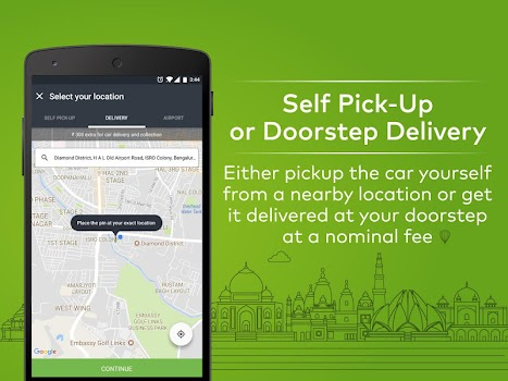 Zoomcar Self Drive Car Rental