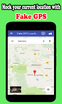 Fake GPS Location Changer 2018 - by Diamond Studio Apps