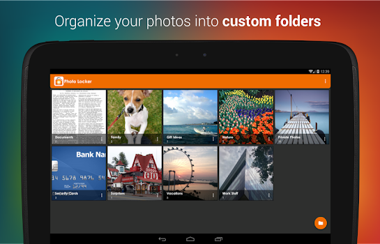Hide Photos in Photo Locker