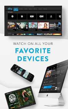 Sling TV: Get Live TV Streaming for $25/mo