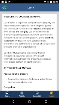 Goodville Mutual Payday loans