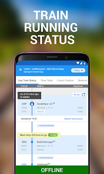 My Train: Live Status, IRCTC PNR Status & enquiry