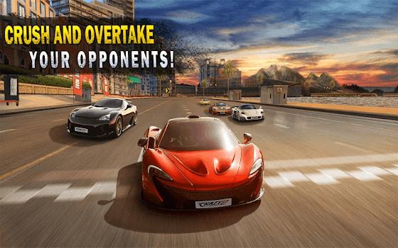 Crazy For Speed By MAGIC SEVEN App In Speed Racing Games - Cool car games