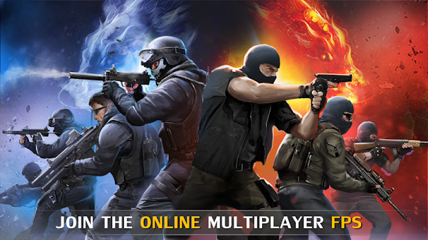 Elite SWAT - counter terrorist game