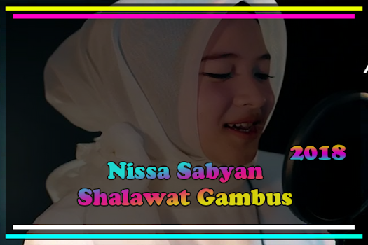 mp3 nissa sabyan