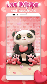 Cute girly wallpapers by beauty linx personalization category let your phone radiate love with our cute girly wallpapers app for free voltagebd Images