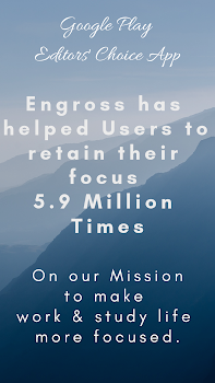 Engross: Timer, To-do list, Reminder & Day Planner