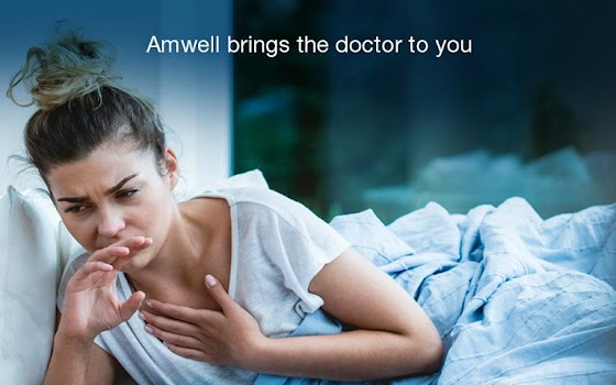 Amwell: Doctor Visits 24/7