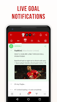 Manchester Live – Unofficial app for United Fans