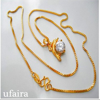 buy aaleah necklace model nivara price gold b designs necklaces rs