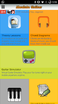 Learn Guitar with Simulator