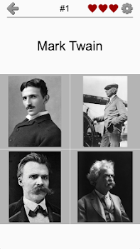 Famous People - History Quiz about Great Persons