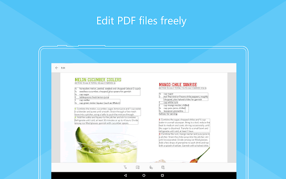 Foxit Mobile PDF  - Edit and Convert