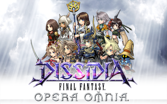 DISSIDIA FINAL FANTASY OPERA OMNIA By SQUARE ENIX CoLtd Role - Cleaning invoice template free square enix online store