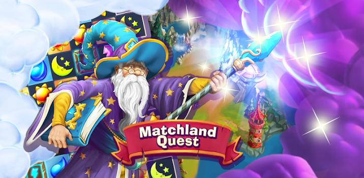 Matchland quest by milamit puzzle games category 4947 reviews matchland quest fandeluxe Choice Image