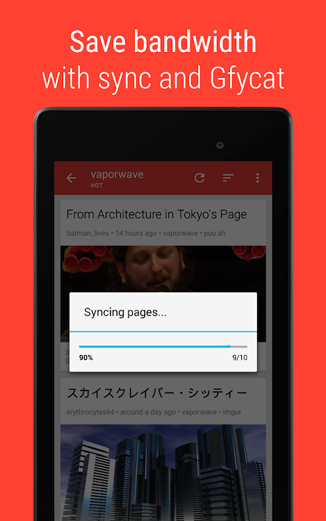 Sync for reddit (Pro) - by Red Apps LTD - News & Magazines Category - 13  Features, 6 Review Highlights & 33,329 Reviews - AppGrooves: Discover Best