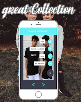 Wallpapers For Lucas And Marcus By Funkoder Art Design