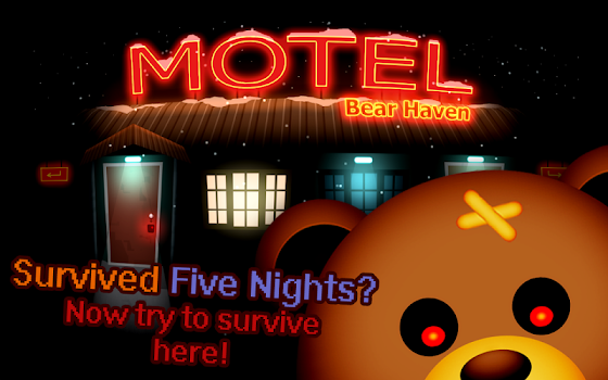 Bear Haven Nights Horror Free