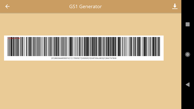 GS1 Barcode Generator - by Dotsquares - Tools Category - 6 Reviews