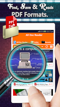 All Documents Reader: PDF PPT Word 2019