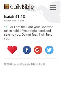 Daily Bible Verse