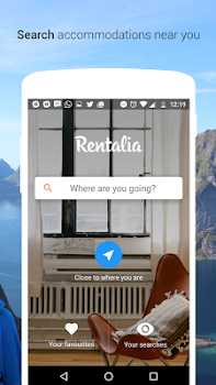 Rentalia: holiday rentals