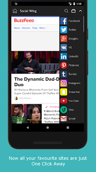 All Social Media apps in one - All Social sites