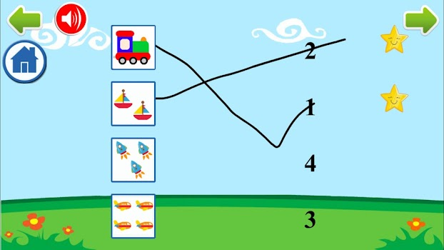 PreK Letters and Numbers Learning Tracing Games