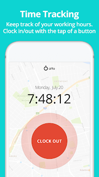 Atto - Employee Time and Location Tracking