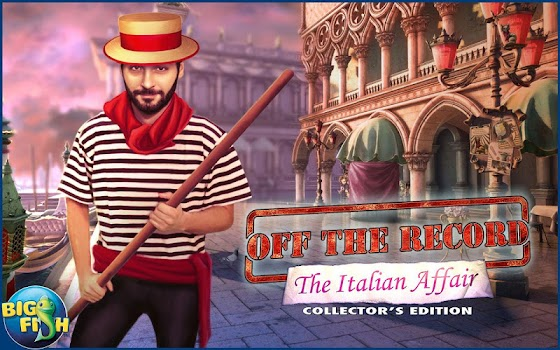 Off the Record: The Italian Affair