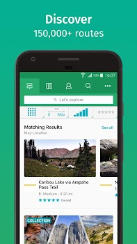 ViewRanger: Trail Maps for Hiking, Biking, Skiing