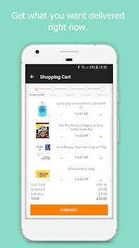 Beelivery: Grocery Delivery