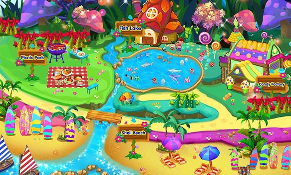 Fairy Village: Girls Adventure