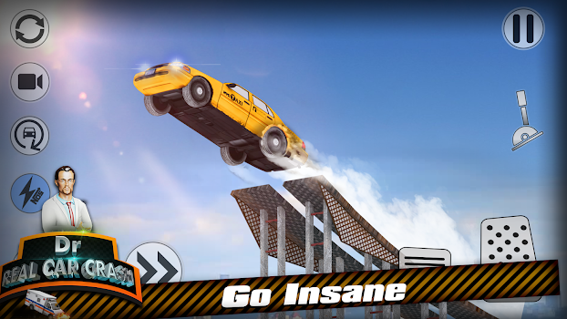 Dr Real Car Crash By Miamicrimegames Racing Games Category 76