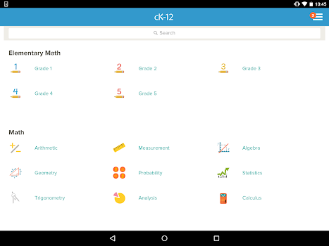 CK-12: Practice Math & Science