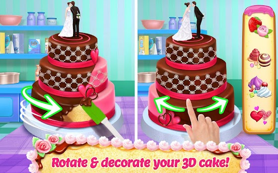 Best 10 Cake Making Games AppGrooves
