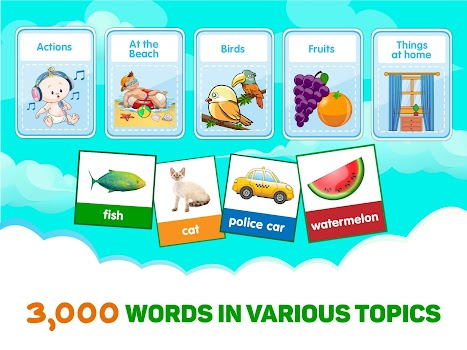 Monkey Junior: Learn to read English, Spanish&more