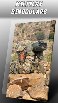 Military Spy Binoculars Camera(Photos & Video)