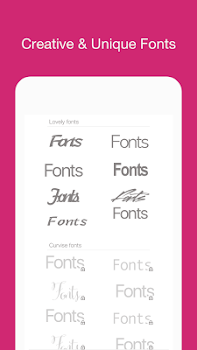 FontLab-Add text& Likes for IG