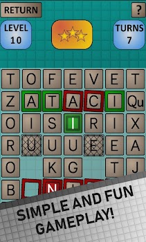 Word Flip: A Boggle Crush Game