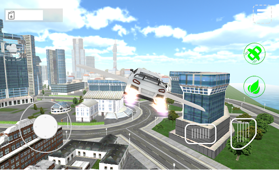Flying Car Sim