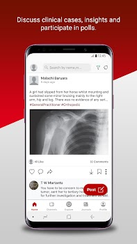 Docquity- Medical Cases Discussion App